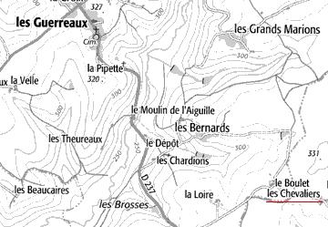 Temple de Boulay