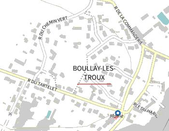 Domaine du Temple de Boullay-les-Troux