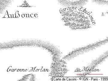Maisons du Temple Boux et Merlan