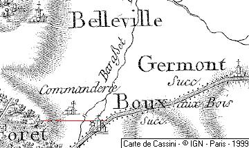 Maison du Temple de Boult-aux-Boix