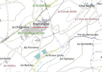 Domaine du Temple de Bourcelaine