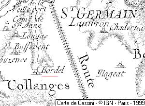 Domaine du Temple de Bourdeille