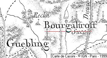 Maison du Temple de Bourgaltroff