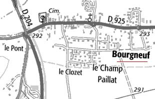 Domaine du Temple de Bourgneuf