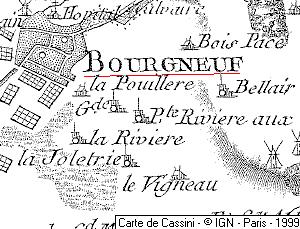 Domaine du Temple Bourgneuf-en-Retz