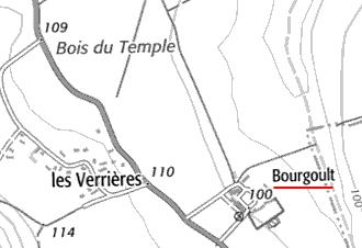 Maison du Temple de Bourgoult