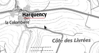 Domaine du Temple d'Harquency