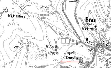 Maison du Temple de Bras