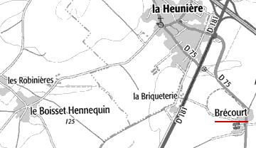 Domaine du Temple de Brécourt