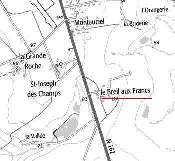 Maison du Temple Le Breil-aux-Francs