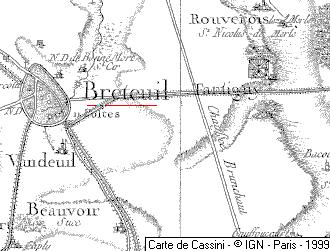 Domaine du Temple de Breteuil