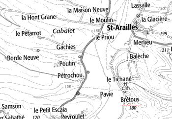 Domaine du Temple de Brétous