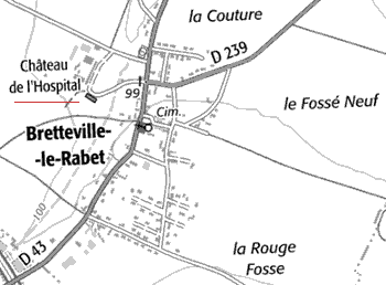 Domaine du Temple de Bretteville-le-Rabet