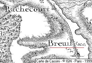 Domaine du Temple du Breuil