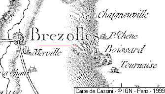 Domaine du Temple de Brezolles