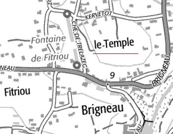 Domaine du Temple de Brigneau