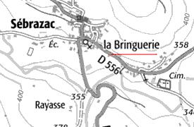 Domaine du Temple de Bringuerie