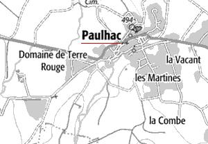 Domaine du Temple de Paulhac