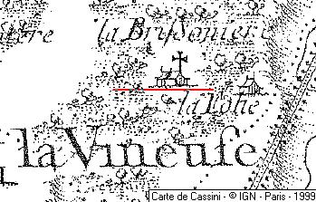 Métairie de La Brissonnerie