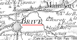 Maison du Temple de Brive-la-Gaillarde