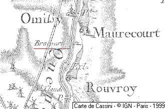 Domaine de Brocourt