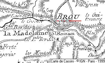 Maison du Temple de Brou