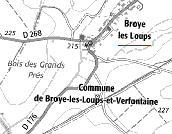 Seigneurie de Broye-les-Loups