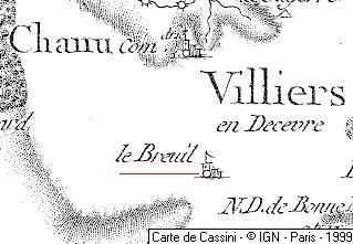 Domaine du Temple de Bueil