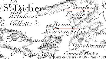 Domaine du Temple de Bruel