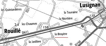 Maison du Temple de la Bruère