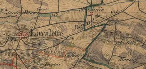Saint-Geniès de Brucafel