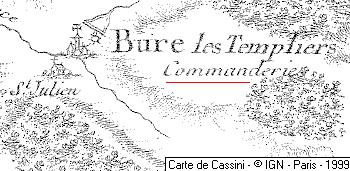 Maison du Temple de Bure-les-Templiers