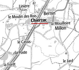 Domaine du Temple de Chierzac