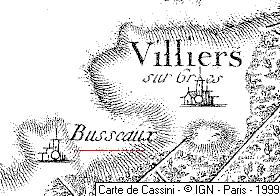 Domaine du Temple de Busseau