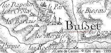 Maison du Temple de Busset