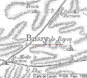 Domaine du Temple de Bussy-le-Repos