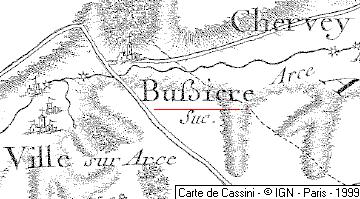 Maison du Temple de Buxières