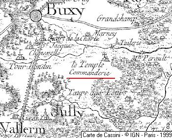 Maison du Temple de Buxy