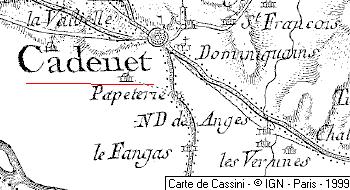 Domaine du Temple de Cadenet