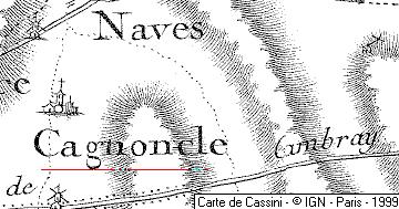 Domaine du Temple de Cagnoncles