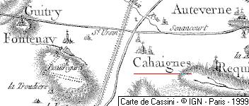 Domaine du Temple de Cahaignes