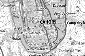 Maison du Temple de Cahors