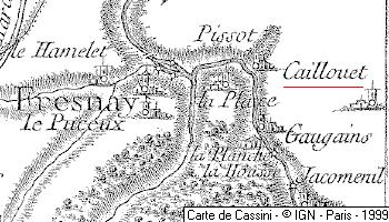 Domaine du Temple de Caillouet