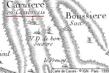 Domaine du Temple à Carnières