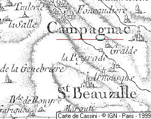 Domaines du Temple de Campagnac