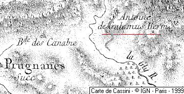 Domaine du Temple à Galamus
