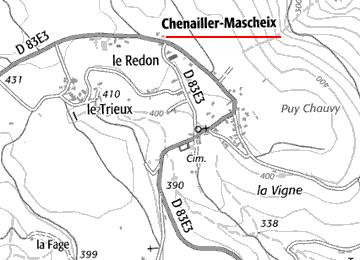 Chenailler-Mascheix