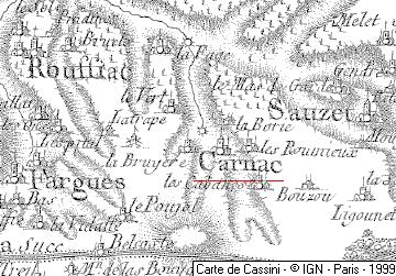 Maison du Temple de Carnac