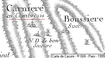 Domaine du Temple de Carnières