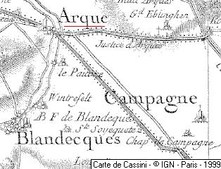 Domaine du Temple à Arques